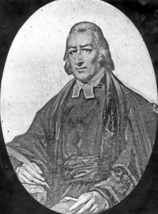 7. s08229 Rev. James Wilkinson, Vicar of Sheffield, of Broom Hall, portrait