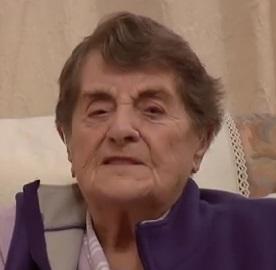 Elsie Pix in 2013, age 101 years old