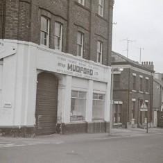 Arthur Mudford Ltd, Broomhall Street. 1970s.   Photo: Edward Mace