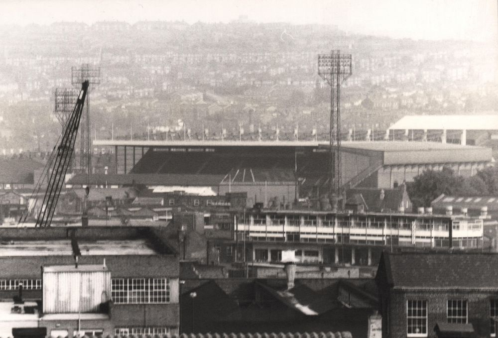 Bramall Lane 1970 Bramall Lane Football Ground
