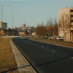 Upper Hanover St, February 1980 | Photo: Tony Allwright