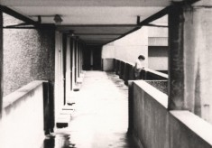 Broomhall Flats in the 1970s