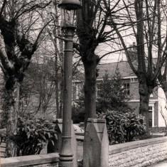 Heritage street light on Park Lane, May 1979 | Photo: Tony Allwright