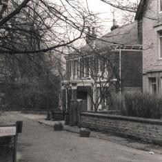 Antrim Avenue off Park Lane, May 1979 | Photo: Tony Allwright