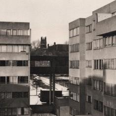 View from Broomhall Flats, January 1978 | Photo: Tony Allwright
