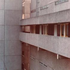 Broomhall Flats, January 1978 | Photo: Tony Allwright
