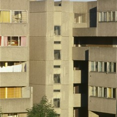 Broomhall Flats, July 1978 | Photo: Tony Allwright
