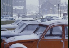 Tony Allwright Photo Gallery: Broomhall in the Snow, 1978-79
