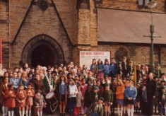 St Silas Church Memories