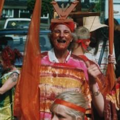 Broomhall Carnival 2001