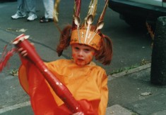 Carnival costumes over the years: a gallery of photos