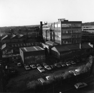 Viners Ltd, Broomhall Street and Bath Street. 1982 | Photo: SALS PSu06582