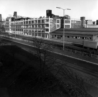 Viners Ltd, Broomhall Street Hanover Way. 1982 | Photo: SALS PSu06585