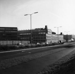 Viners Ltd, Broomhall Street and Hanover Way. 1982 | Photo: SALS PSu06586