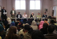 Hustings at The Broomhall Centre ~ 2010
