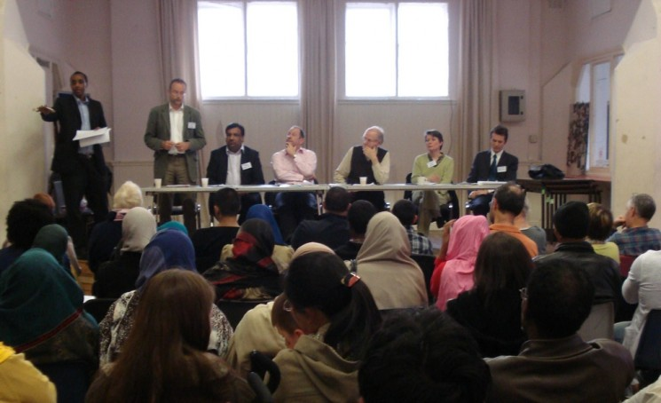 Parliamentary and Local Election Hustings, Broomhall Centre, 2010
