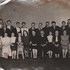 St Silas Youth Club. 1957 | Photo: Josie Moore