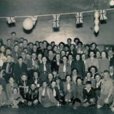 Broomhall Scouts reunion, 1977 | Photo: Josie Moore