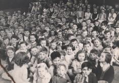 May Queen memories at Springfield School: 1952