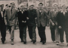 Broomhall Boys trip to Blackpool: 1951