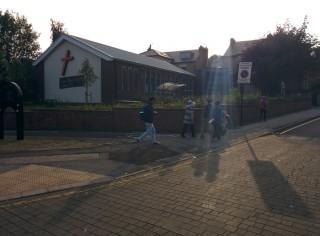 Sheffield Jesus Centre, Broomspring Lane. 2014