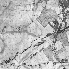 1808 Sheffield Map by W and J Fairbank | Map: SALS