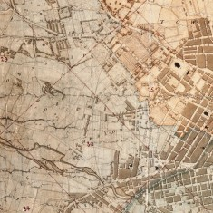 1832 Sheffield Map by J Tayler | Map: SALS