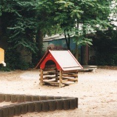 Best practice for playgrounds in Denmark, 1990s | Photo: Broomhall Centre