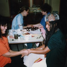 Women's activities at the centre | Broomhall Centre archive