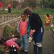 Children volunteering in the wider community