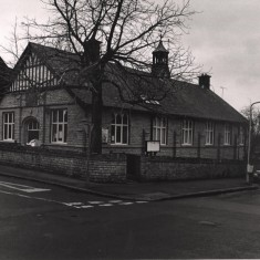 Broomhall Centre. 1992 | Photo: Broomhall Centre