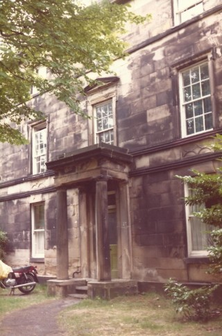 27 Broomhall Place, 1977 | Photo: Judith Gaillac