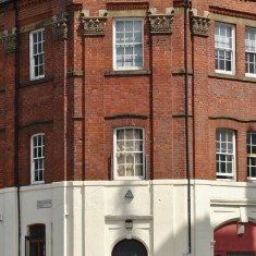 Genesis Centre on Broomhall Street, 2014 | Photo: OUR Broomhall