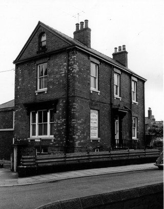 Sheffield Cat's Shelter 1 Travis Place. 1960s-1970s | Photo: SALS PSs29058 & SLAI