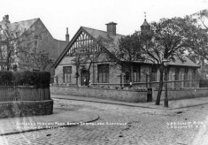 Emergence & Prominence of The Mission Room on Broomspring Lane: 1904 ~ 11