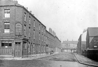Hodgson Street. 1914 | Photo: SALS PSs17413