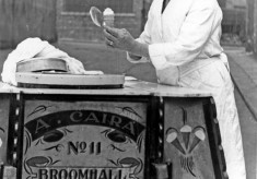 Ice-Cream on Broomhall Street
