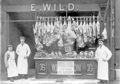 Edward Wild of Broomhall Street