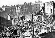 World War II in Broomhall: The Blitz ~ An Introduction