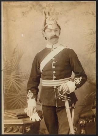 Dennis Hogan Sr (Doris' father), 1905 | Photo: Suzanne Cam