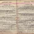 Doris Hogan Diary: 24th and 25th January 1916