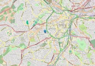 Broomhall in Sheffield on OpenStreetMap   Map: OpenStreetMap