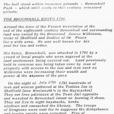 Broomhall Calendar 1983. March: C | Photo: Mike Fitter