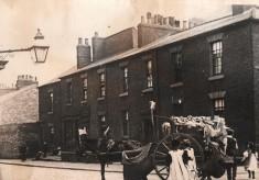 Corner of Gell Street