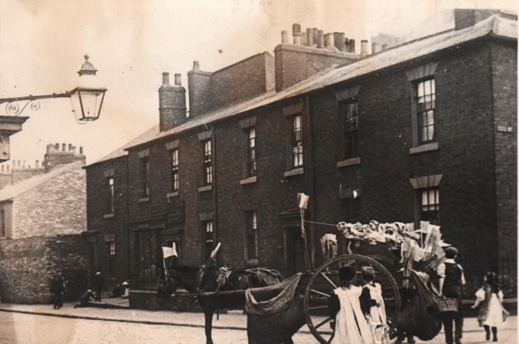 Gell Street, date unknown
