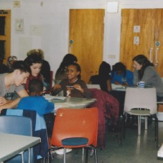 Juniors Homework Club. 2010 | Photo: Polly Blacker / Tony Cornah