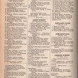 White's Directory of Sheffield: Broomhall Streets A to D ~ 1891