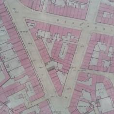 Court 1 & 2, Broomhall Steet map.1889   Photo: SALS 294.7.25