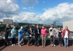 OUR Broomhall volunteers