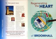 Regenerating Broomhall: 2003